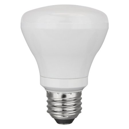 Great Value LED Light Bulb, 7W (50W Equivalent) R20 Lamp E26 Medium Base, Dimmable, Soft White, 2-Pack