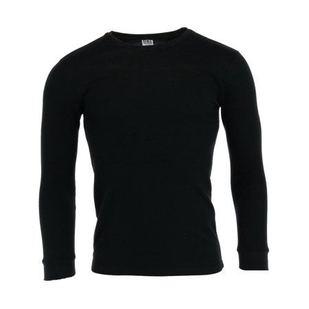 Second Layer Thermal Pullover (Men's Thermal Base Layer Long Sleeve)