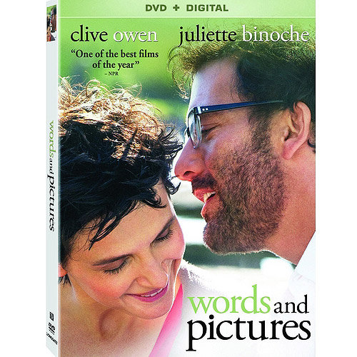 Words And Pictures (DVD + Digital Copy) (With INSTAWATCH) (Widescreen)