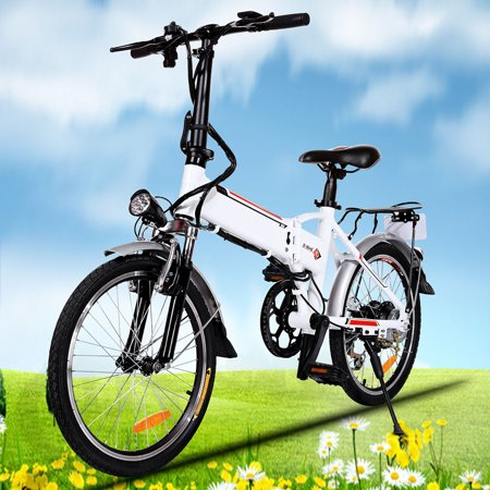 Adjustable Foldable Mountain Bike Electric Bicycle (The Best Electric Bicycle)