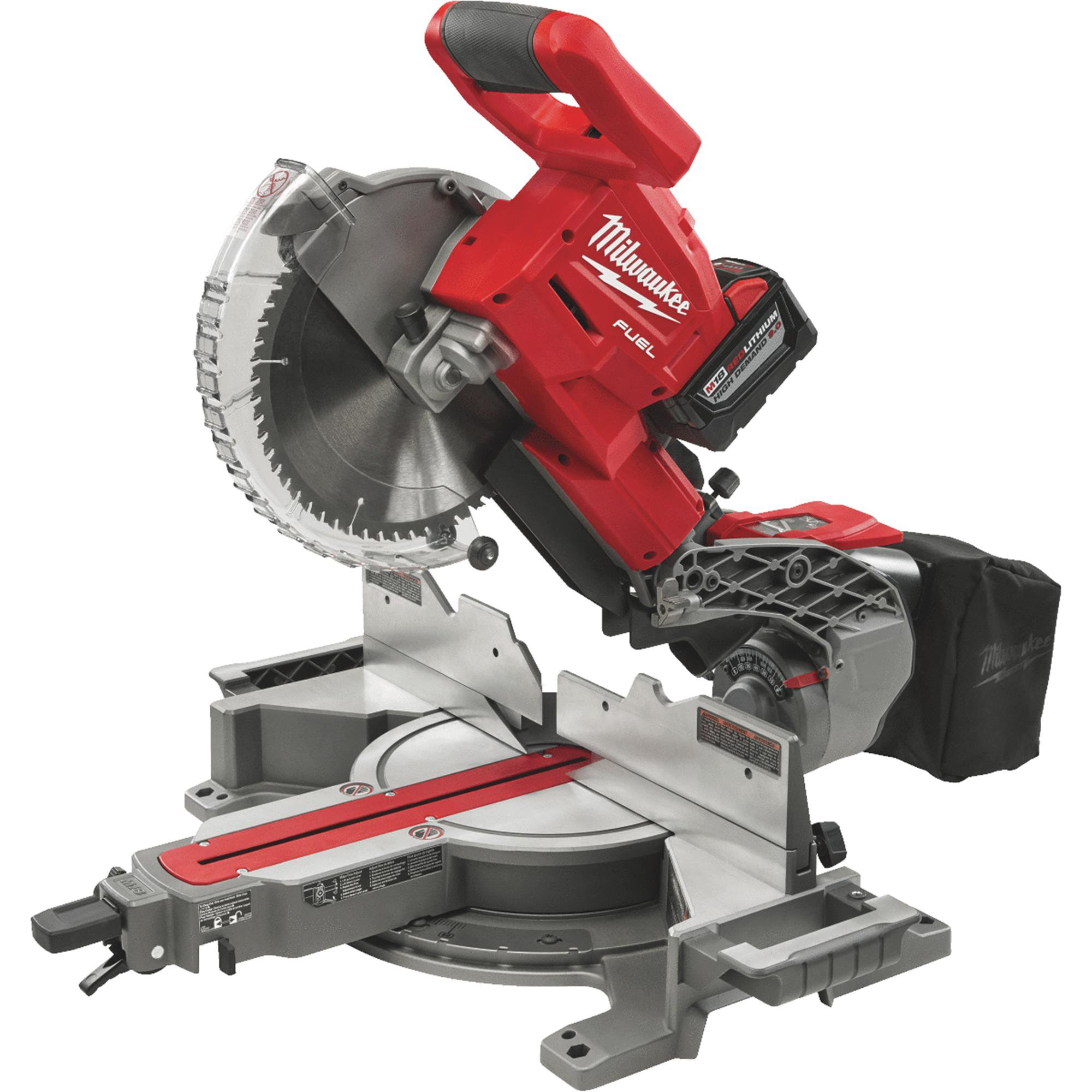 "Milwaukee ELEC TOOL M18 10"" Miter Saw Kit 2734-21HD by MILWAUKEE ELEC TOOL"