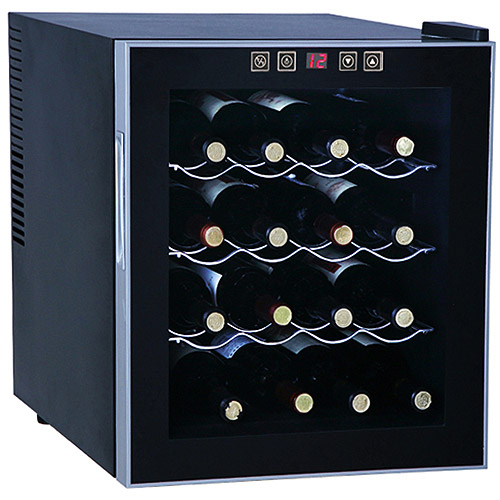 Sunpentown 16-Bottle Wine and Beverage Center
