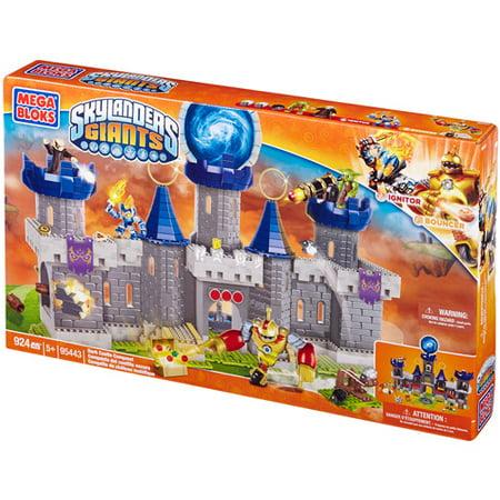 Mega Bloks Skylanders Giants Dark Castle Conquest Building Set