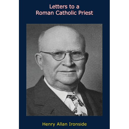 Letters to a Roman Catholic Priest - eBook](Catholic Priest Outfit)