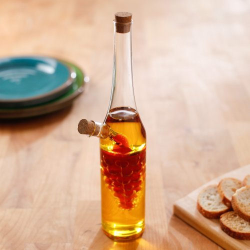 Global Amici Chardonnay Oil and Vinegar Cruet