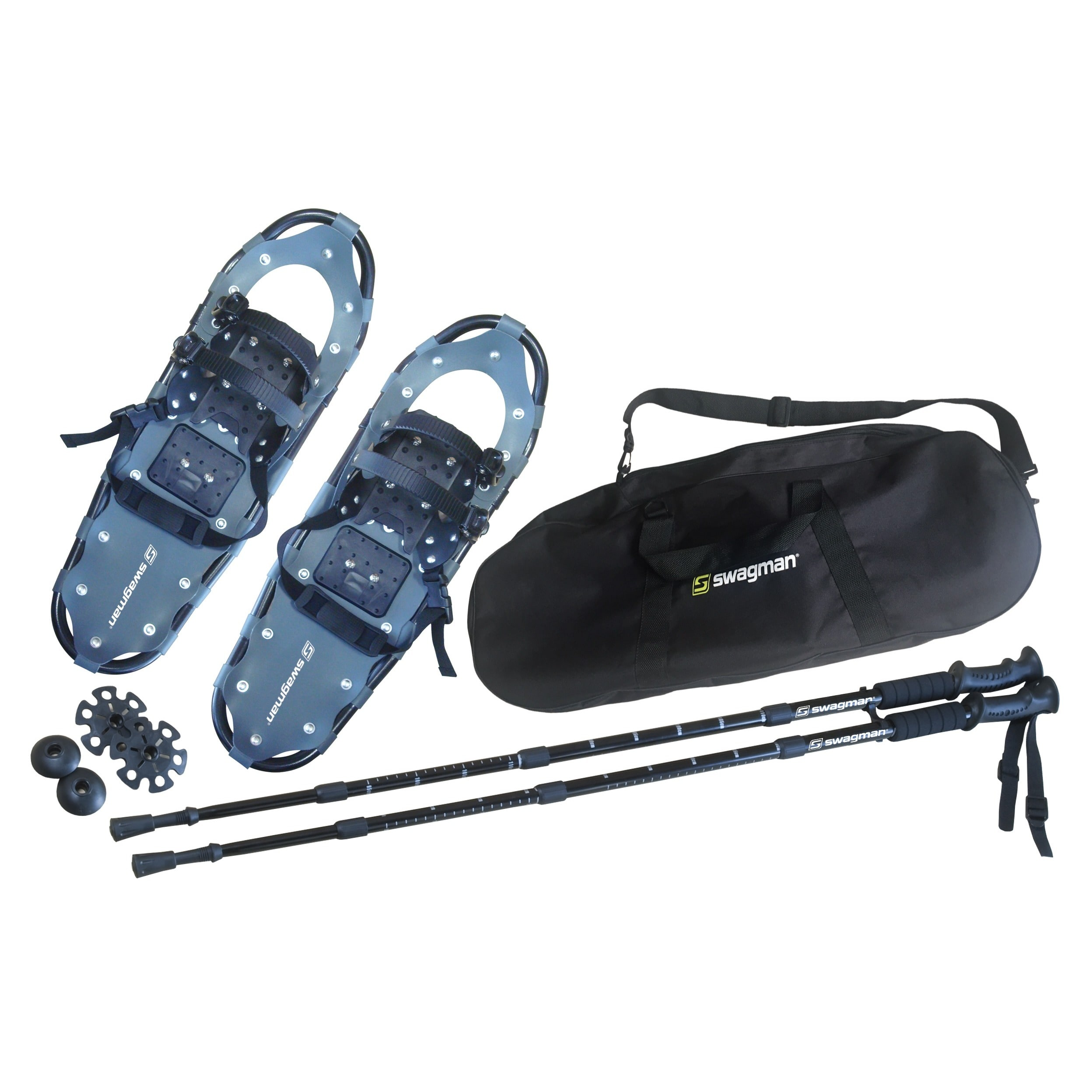 Swagman Proform Snowshoes Med. w Trekking Poles by Overstock