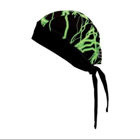 Schampa Stretch Headwrap Green (Schampa Stretch Headwraps)