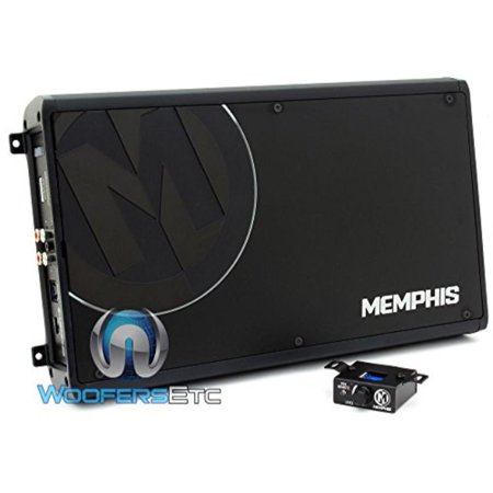 16-prx1000.1 - memphis monoblock 1000w rms 2000w max power reference (Reference Power Amplifier)