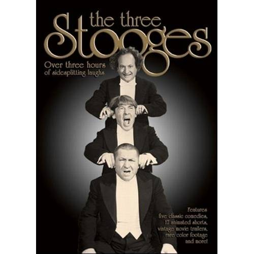 The Three Stooges by ECHO BRIDGE INC