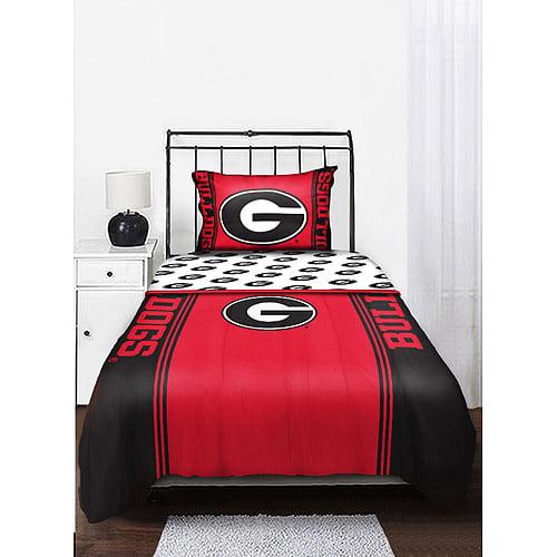 Georgia NCAA Bedding Set
