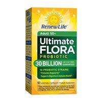 Renew Life Ultimate Flora Adult 50+ 30 Billion - 90 Capsules