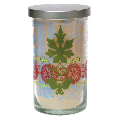 Acadian Candle Lilac Designer Candle