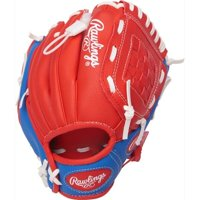 Rawlings Players Series Youth Baseball/T-Ball Glove with Ball