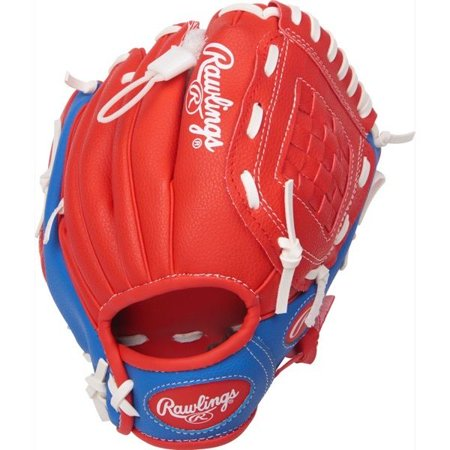 "Rawlings 9"" Players Series Baseball Glove, Left Hand Throw"