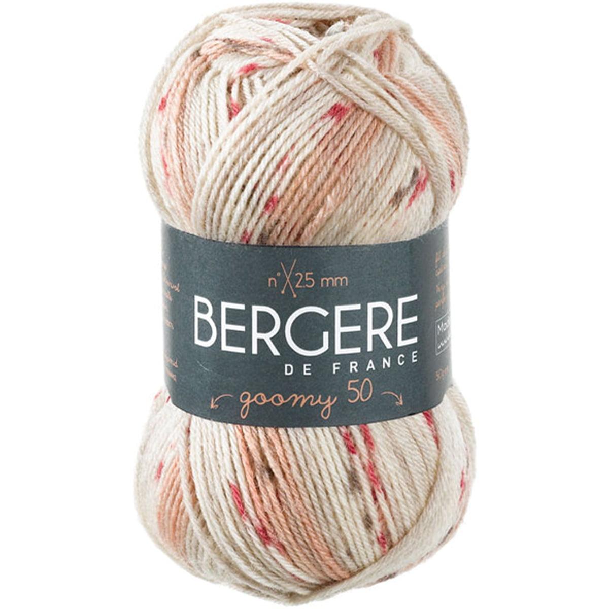 Bergere De France Goomy Yarn-Imprim Beige