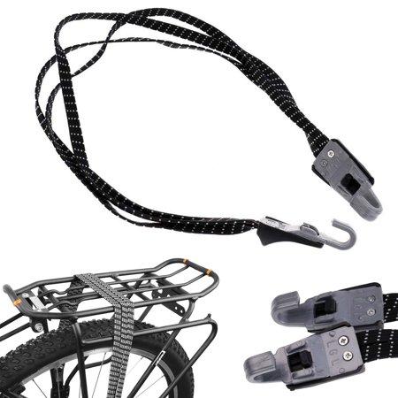 - EEEKit Elastic Bungee Strap Cord  with Hooks, Triple Band Hook Clip/Bike Rack Luggage Cycle Cargo HolderBungee Strap Cord with Double J Hooks
