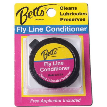 Betts FLC-05 Fly Line Conditioner Can Applicator Pad