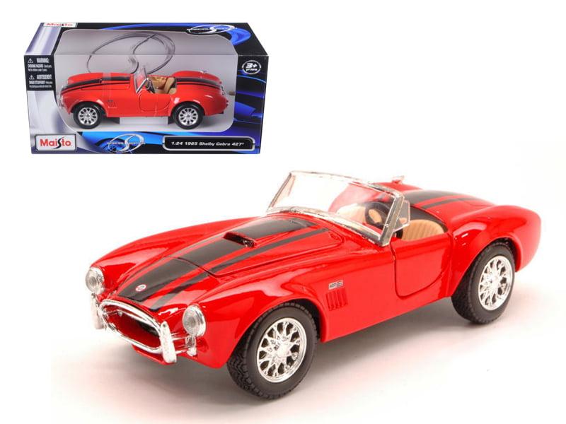 Maisto 1:24 1965 Shelby Cobra 427 by Maisto