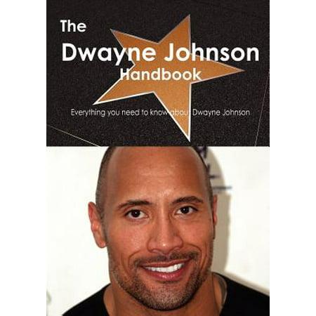 The Dwayne Johnson Handbook - Everything You Need to Know about Dwayne Johnson - Dwayne Johnson Halloween