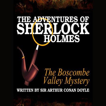 The Adventures of Sherlock Holmes - The Boscombe Valley Mystery - Audiobook](Adventure Valley Halloween)