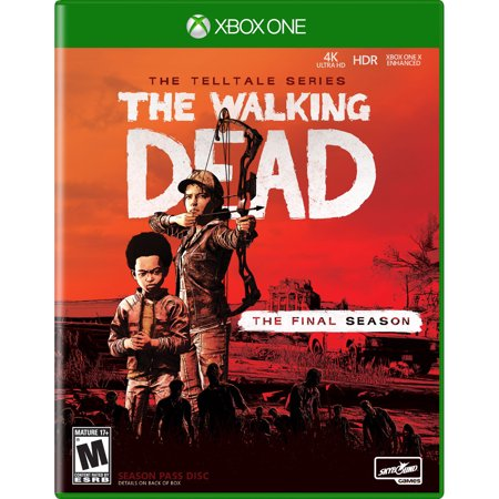 Telltale The Walking Dead: The Final Season, Skybound Games, Xbox One, (The Walking Dead Survival Instinct Pc Game)