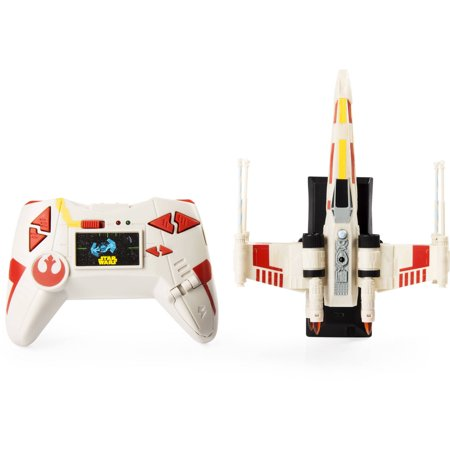 Air Hogs Star Wars Remote Control Zero Gravity X-Wing - Star Wars Remote Control