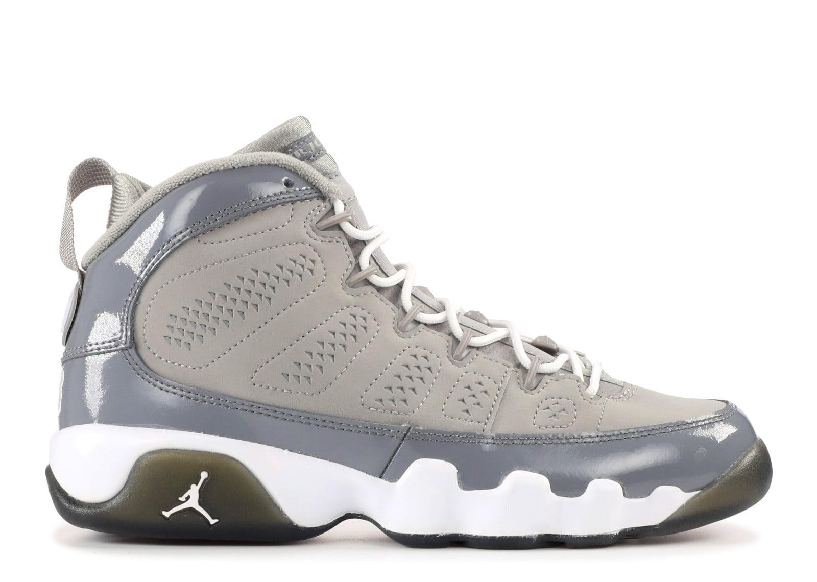 Air Jordan 9 Retro (Gs) 'Cool Grey 2012