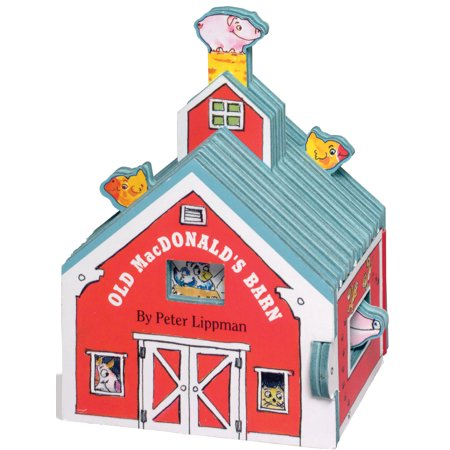 Mini House: Old MacDonald's Barn - Boardbook (Mcsorleys Old Ale House)