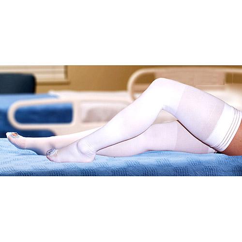 Anti Embolism Thigh High Stocking Medium Short Length, 1 pair