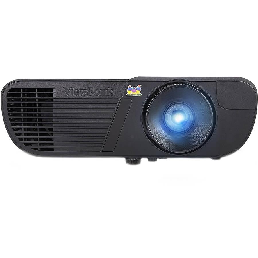ViewSonic LightStreamô Networkable Projector XGA 3300Lumens 4.9Lbs (PJD6350) by Viewsonic
