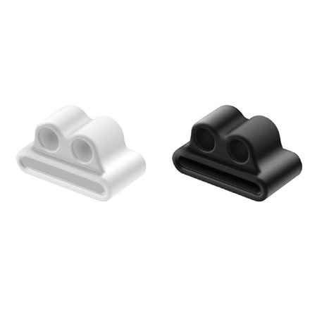 Jeir Soft Anti-lost Silicone Wireless Earphone Holder Strap Case for Airpods - image 5 of 8