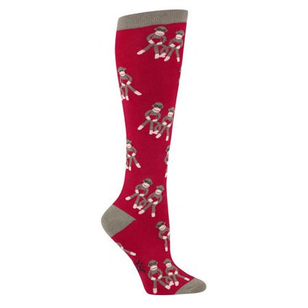 Sock Monkeys Knee High Socks