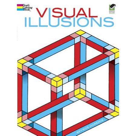 Illusions Coloring Book (Visual Illusions Coloring Book )