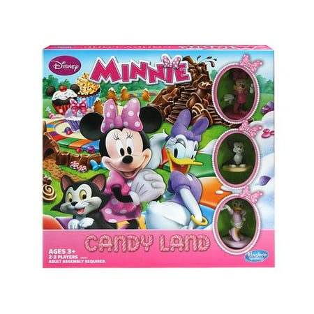 Candy Land Game Disney Minnie Mouse's Sweet Treats Edition](Candy Corn Catch Halloween Game)