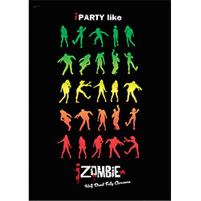 Flim Cells MP17240127 iZombie Mighty Print, iParty