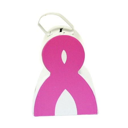 Pink Ribbon Cowbell (Pink Cowbell)