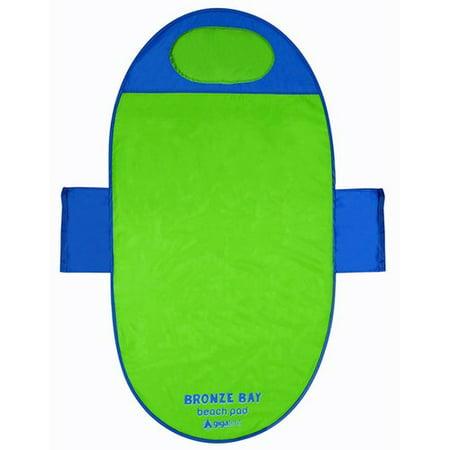 GigaTent Popup Beach Mat, Picnic Mat, Camping Blanket - Quick Dry- 36
