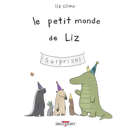 Le Petit Monde de Liz T01 -