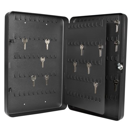 Barska 200 Keys Heavy Duty Lock Box with Key Lock,