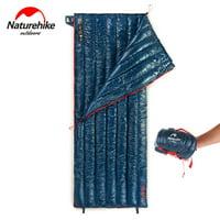 CVLIFE Down Sleeping Bag for Camping Hiking Portable Waterproof Envelope Type Lazy Bag