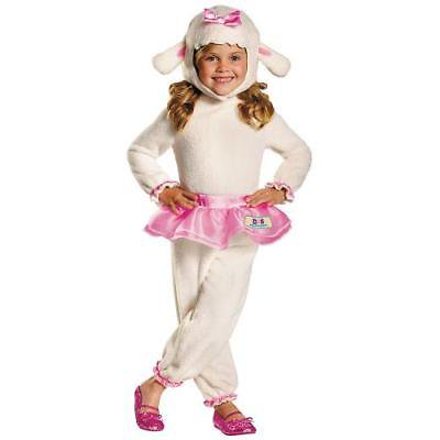 IN-13688550 Doc McStuffins Lambie Girls Halloween Costume TODDLER 3T-4T for $<!---->