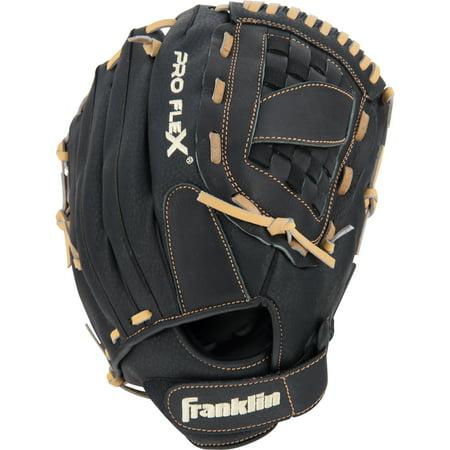 Black Regular Right Hand Throw - Franklin Sports 12.5