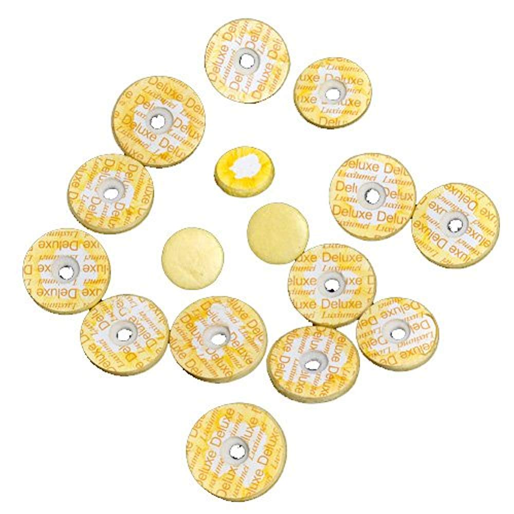 A0746 16 Piece Top Grade FC ENERGY Pads Material Tone for Yamaha Flute Pads by