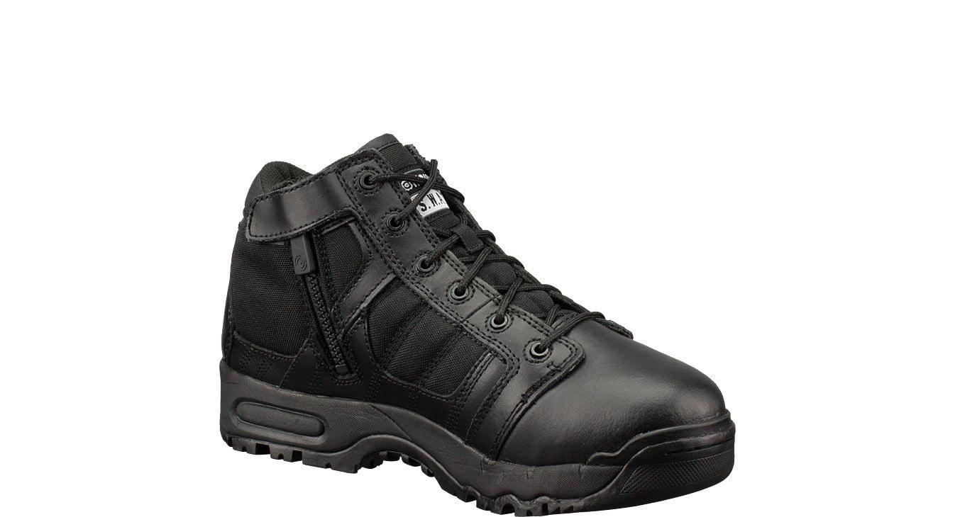 """Original SWAT 123101 Metro Air 5"""" Side Zip Tactical Boot, Black"""