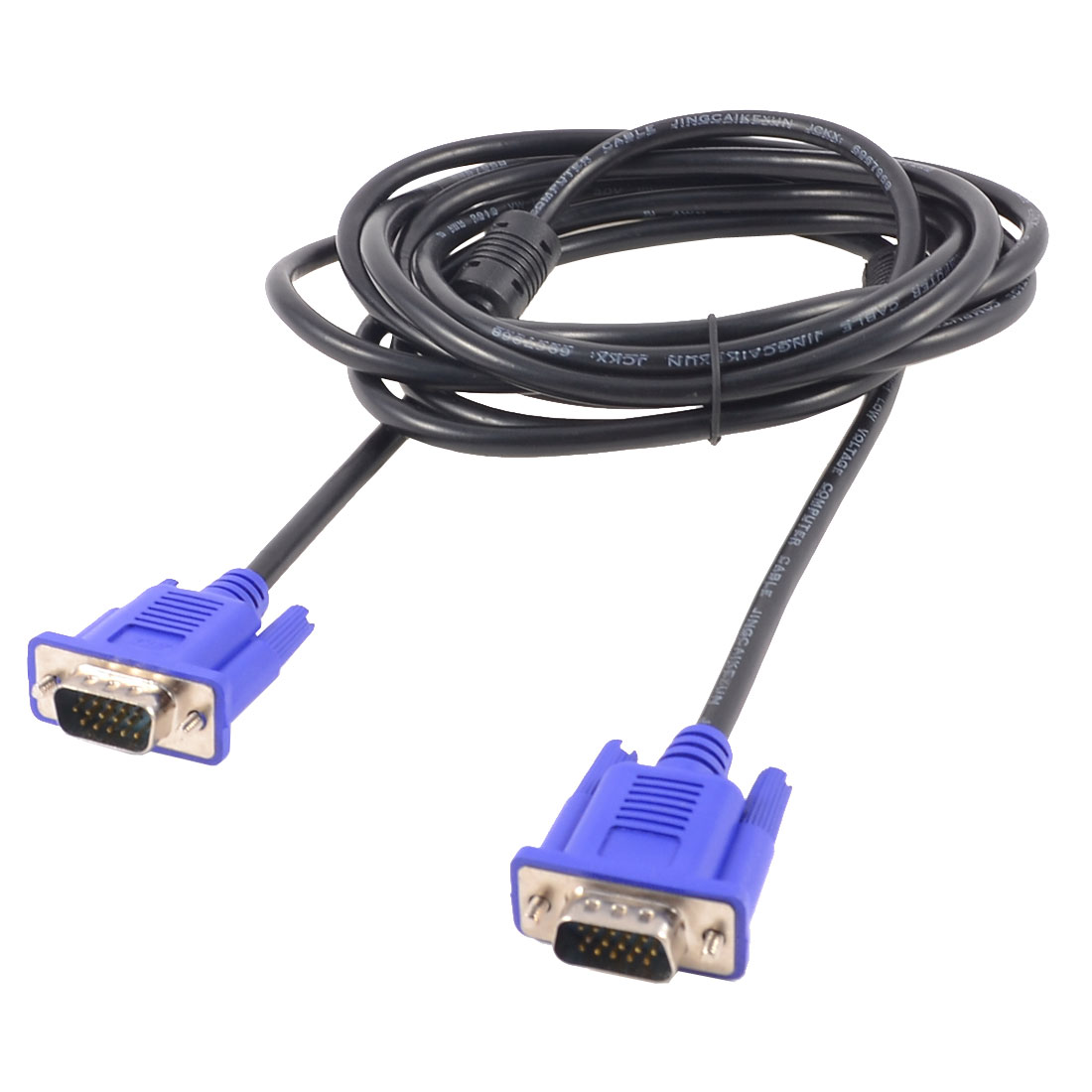 3 Meter 9.8Feet M/M VGA 15 Pins Plug PC Computer Monitor Cable Wire