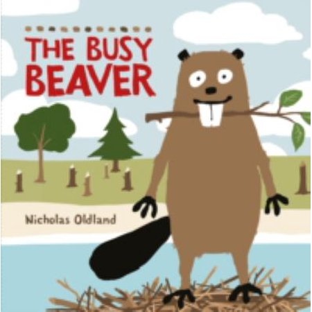 The Busy Beaver (Life in the Wild) (Paperback) - Busy Beaver Halloween