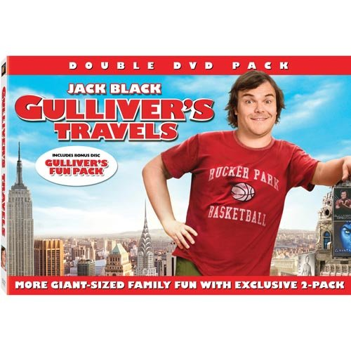 Gulliver's Travels (2-Disc Set With Gulliver's Fun Pack) (Widescreen)