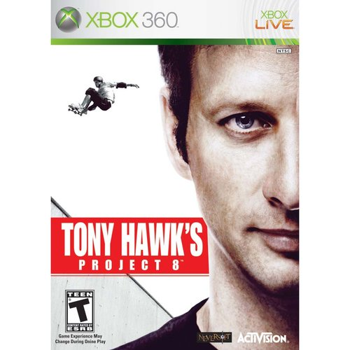 Tony Hawk'S Project 8 (Xbox 360) - Pre-Owned