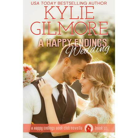 A Happy Endings Wedding - eBook (Best Of Happy Endings)