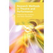 Research Methods in Theatre and Performance - eBook